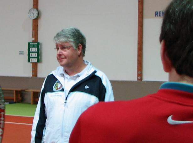 Tennistrainer in Schleswig Holstein, Trainerausbildung
